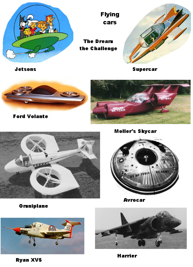 Why would i want a flying car